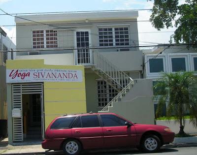 ASOCIACION DE YOGA SIVANANDA DE PUERTO RICO