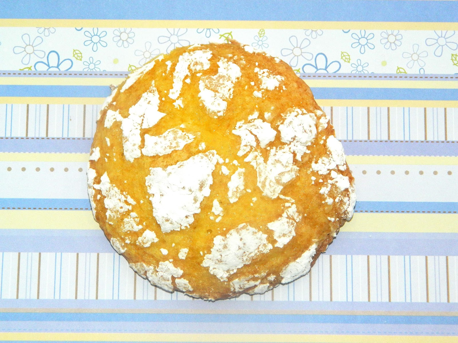 The Salty Kitchen: Lemon Cool Whip Cookies