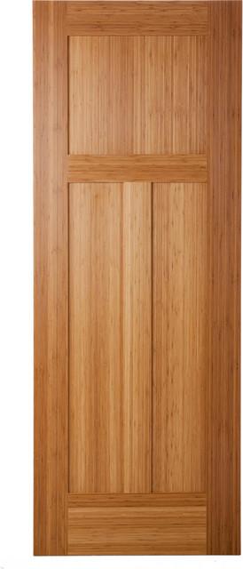 Bamboo Interior Doors