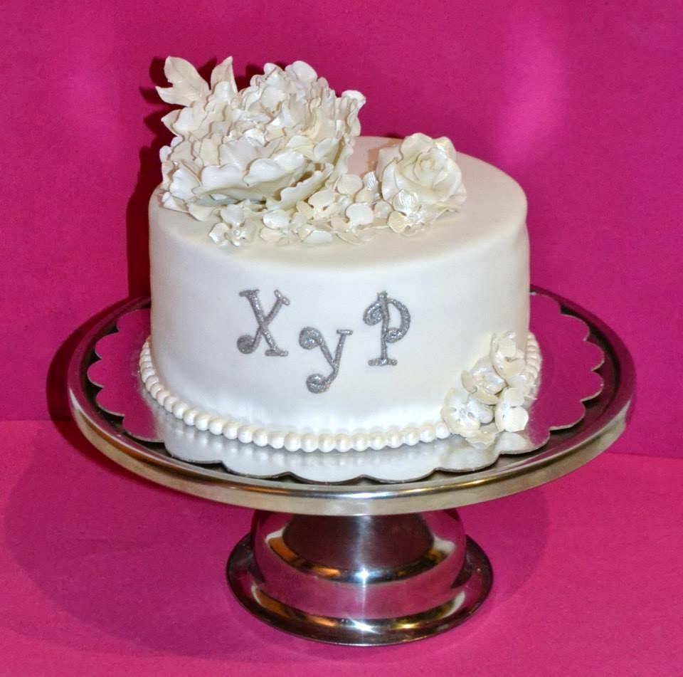 peonia hortensias rosas wedding cake Tarta de boda flores comestibles pasta de goma sugardreams loli alcaraz