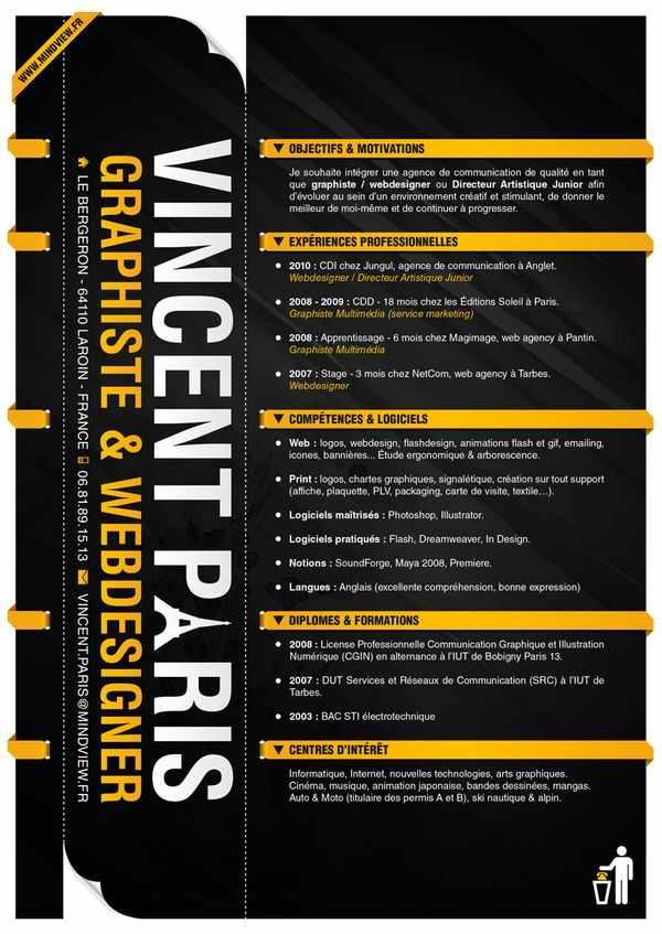 Resume_of_Vincent