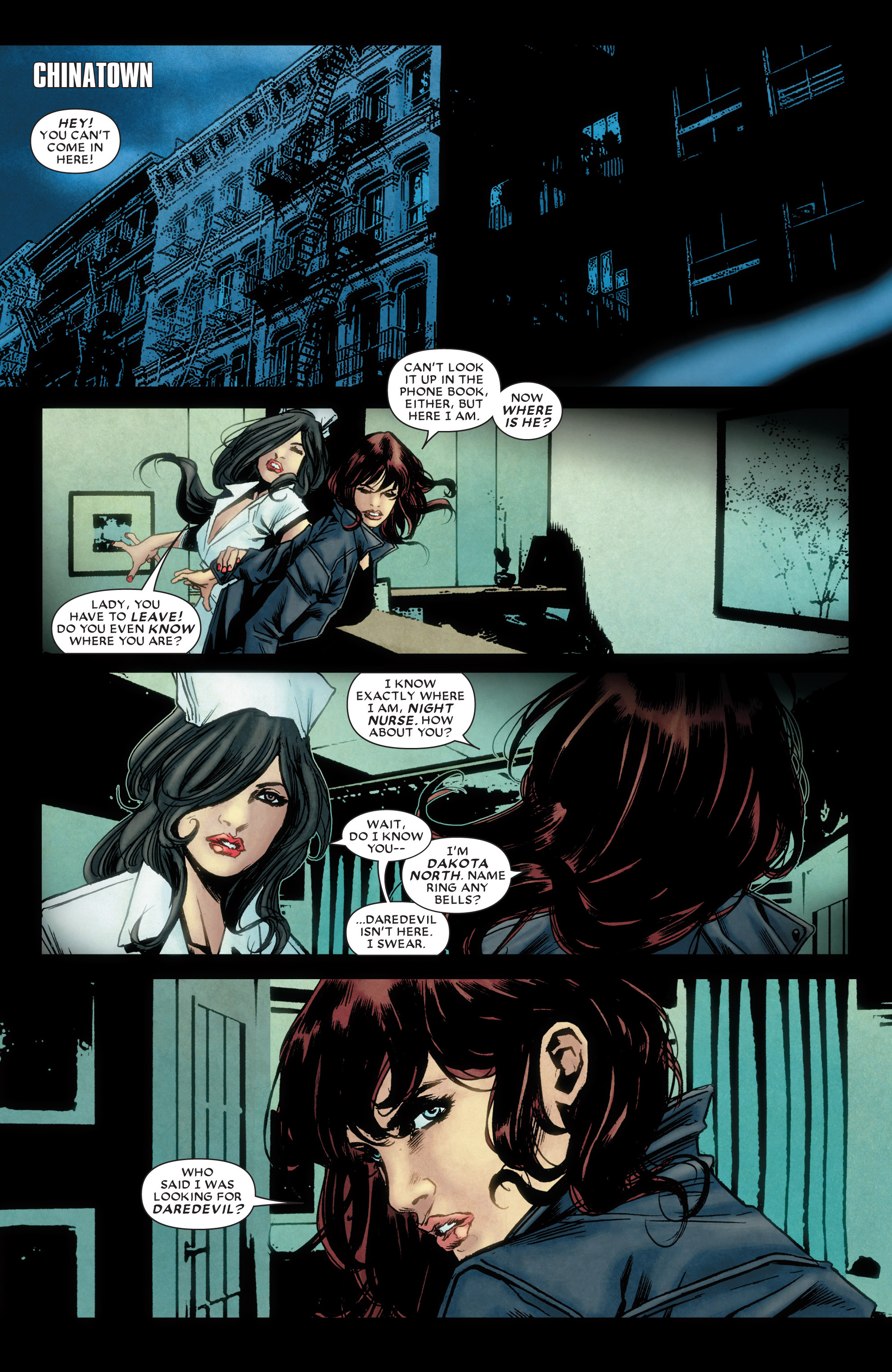 Read online Daredevil (1998) comic -  Issue #512 - 19