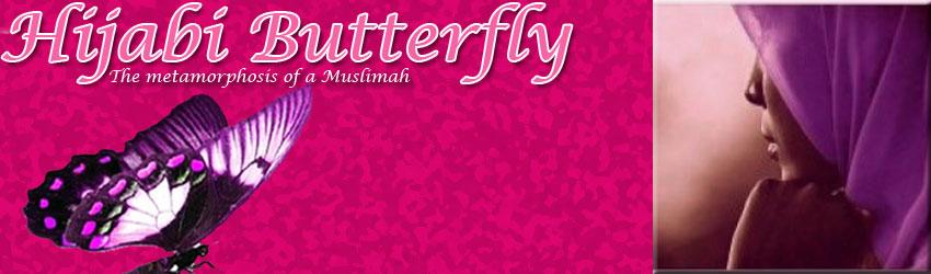Hijabi Butterfly