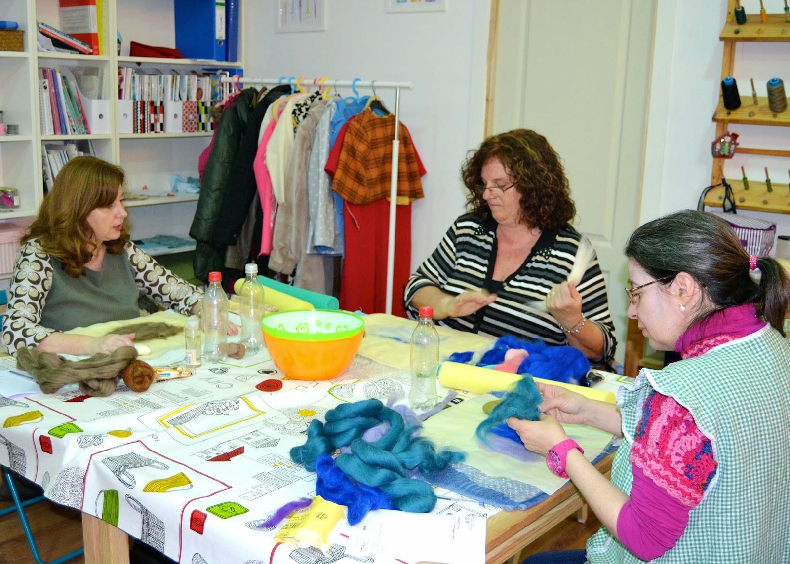 Sweet sixteen craft store tienda taller de labores for Talleres artesanales
