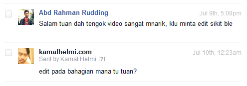 Testimoni Video X Ads Al-Baghdadi