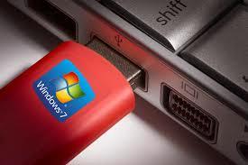 Cara Instal Windows 7 Menggunakan USB Lewat CMD