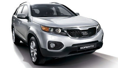 New Kia Sorento Edition by