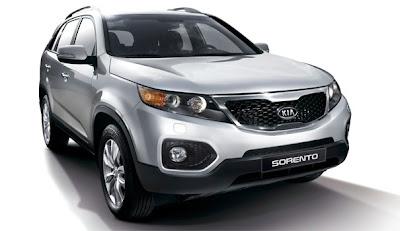 New Kia Sorento Edition by