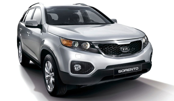 New Kia Sorento Edition by Irmscher