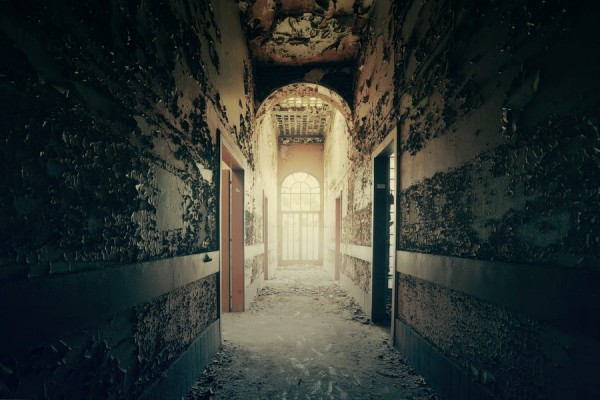 ©Daniel Schmitt. Abandoned Buildings