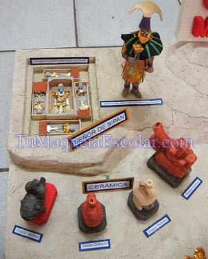 tumba del señor de sipan