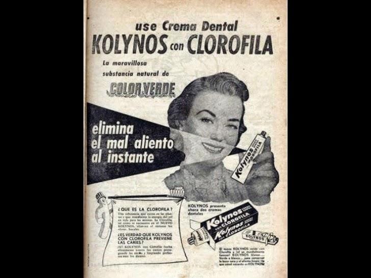 Pasta de dientes Kolynos