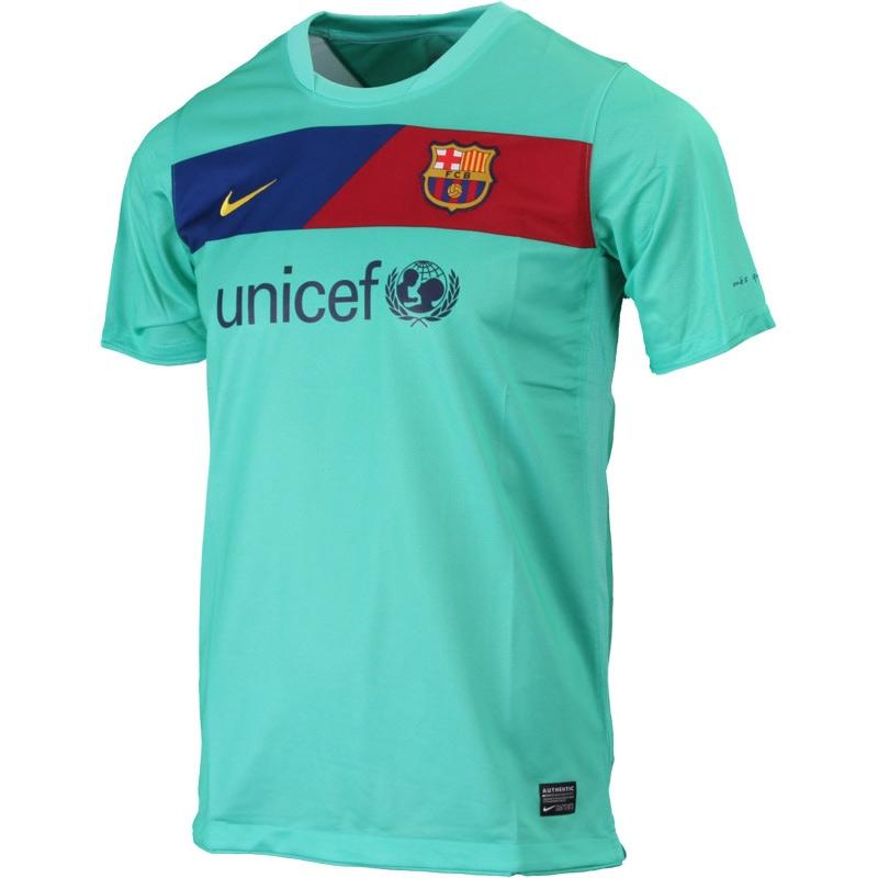 18c3df7f71 Camisetas Caseras  Replica  FC Barcelona (Nike) suplente 2010 - 2011