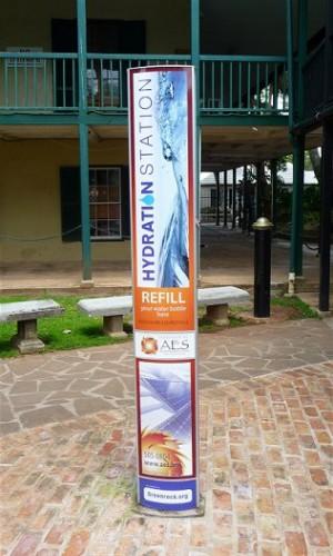 Hydration Station - Bermuda