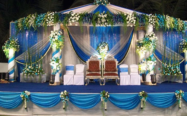 A wedding planner indian wedding stage decorations and indian wedding mandap decorations Latest decoration ideas