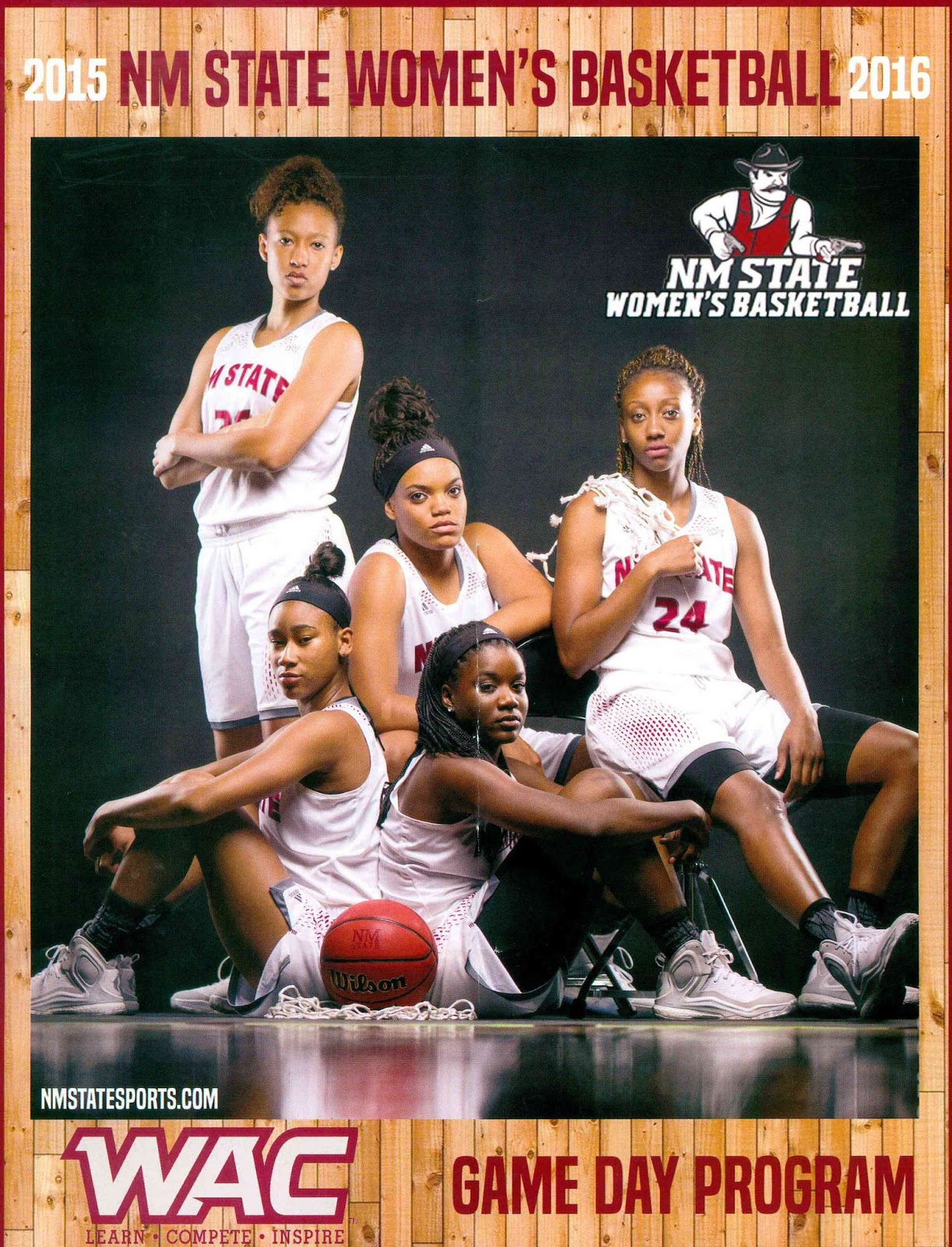 Just Denial and Hysteria: Womens College Basketball NMSU