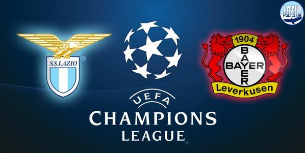 Lazio x Bayer Leverkusen - Champions League 2015-2016 (Play-offs) - Horário, Local e TV