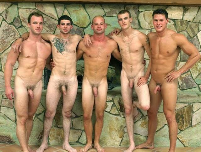 Provocative Fun Men