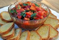 Picadinho de Tomate (vegana)
