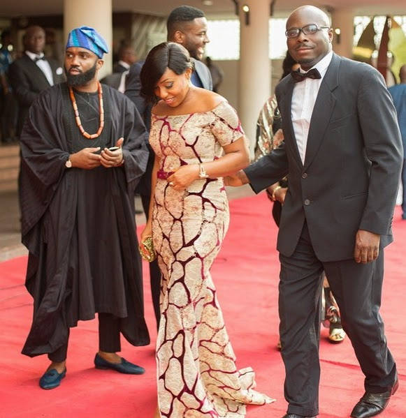 rita dominic amvca red carpet