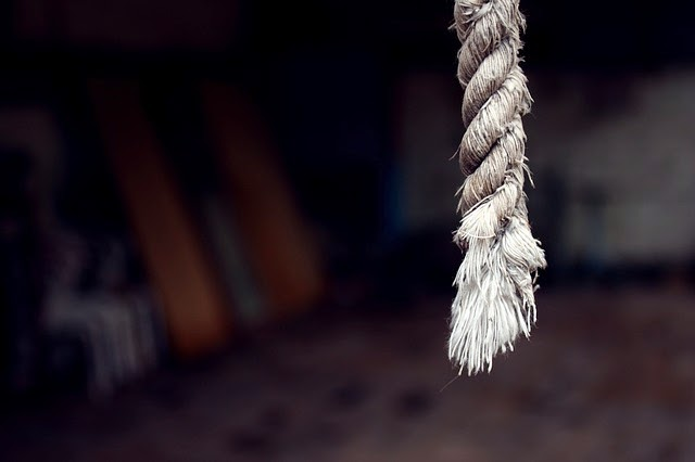 Hanging Rope - Suicide