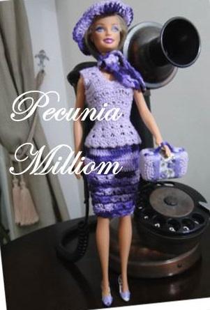 Barbie Vintage por Pecunia MM