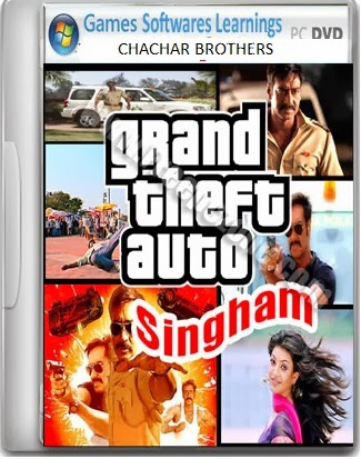 GTA Singham Game Full Free Download For PC