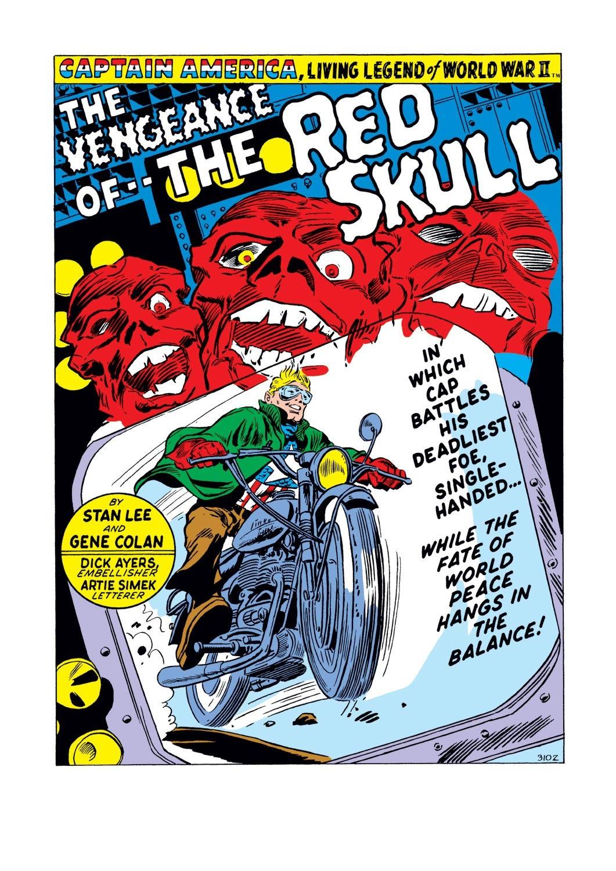 Captain America (1968) Issue #129 #43 - English 2