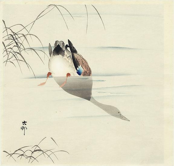 Scriblets: The Art of Ohara Shôson
