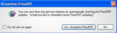 cara membuat PDF
