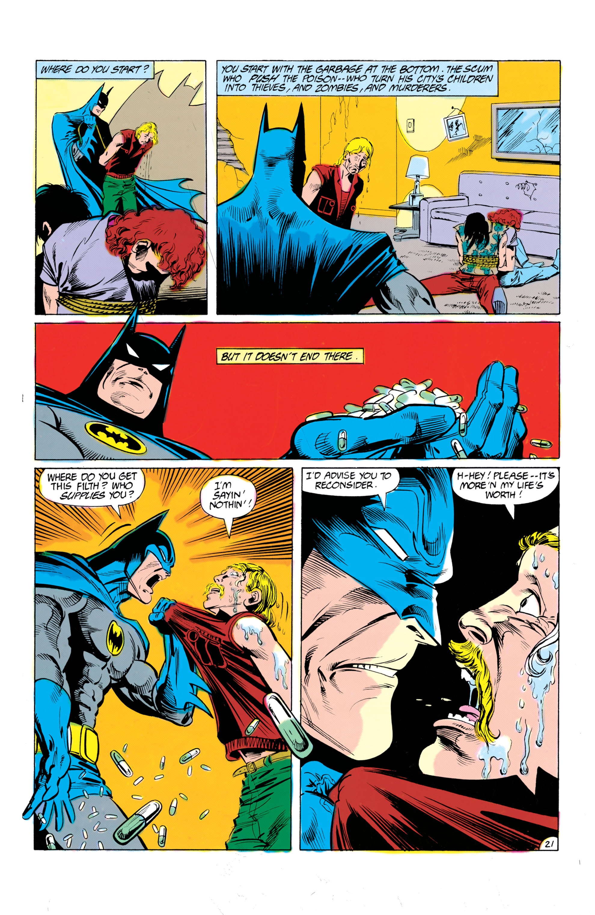Detective Comics (1937) Issue #583 Page 22
