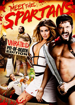 Meet the Spartans 2008 poster