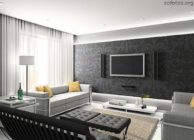 Cores Decoração Apartamentos