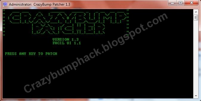 crazybump 1.2 license key download