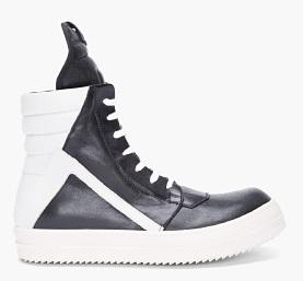 Daesung Rick Owens sneakers