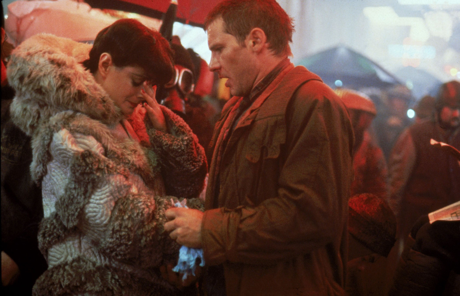 Gimme More Bananas: Blade Runner - photo#1