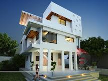 Ultra Modern Home Design Plans