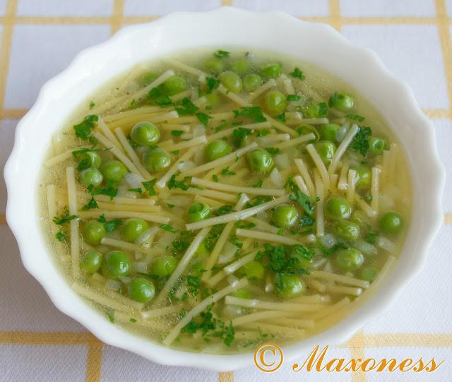 Гороховый суп из Алтамуры от Джейми Оливера. Итальянская кухня
