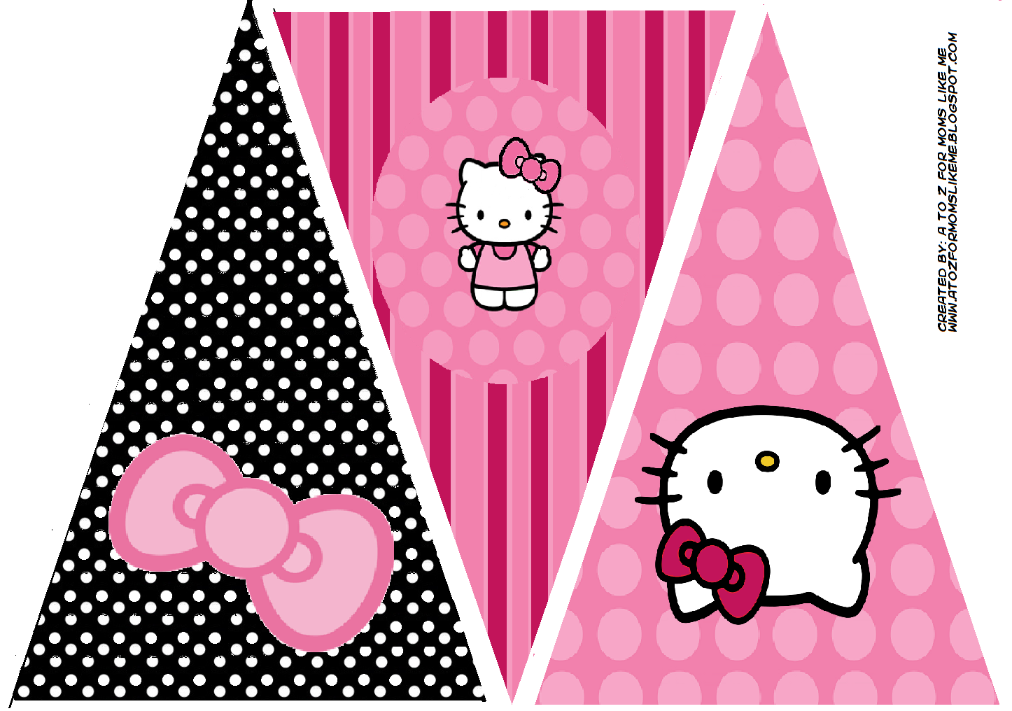 A To Z For Moms Like Me Hello Kitty Birthday Party