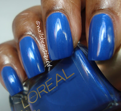 Loreal Notting Hill Blues