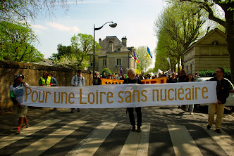 Photos Manif à Chinon, 12/04/2014