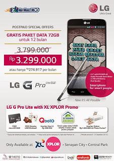 LG G Pro Lite Rp 3.299.000