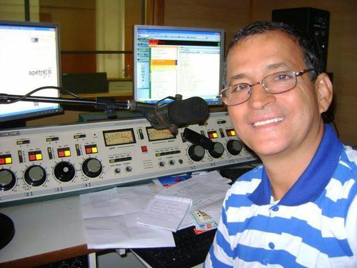 GENTIOURENSE IMPORTANTE - CONHEÇA A TRAJETÓRIA DO RADIALISTA E COMUNICADOR WILSON FIGUEIREDO BARRETO