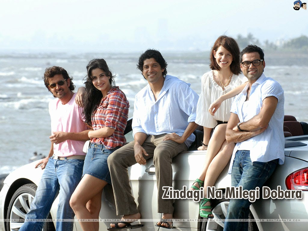 zindagi na milegi dobara Best Hindi Movies