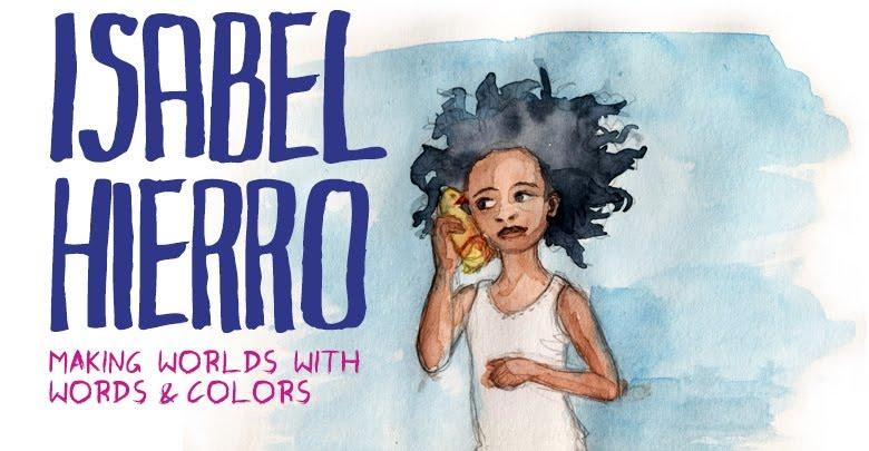 Blog de Isabel Hierro: escritora e ilustradora.