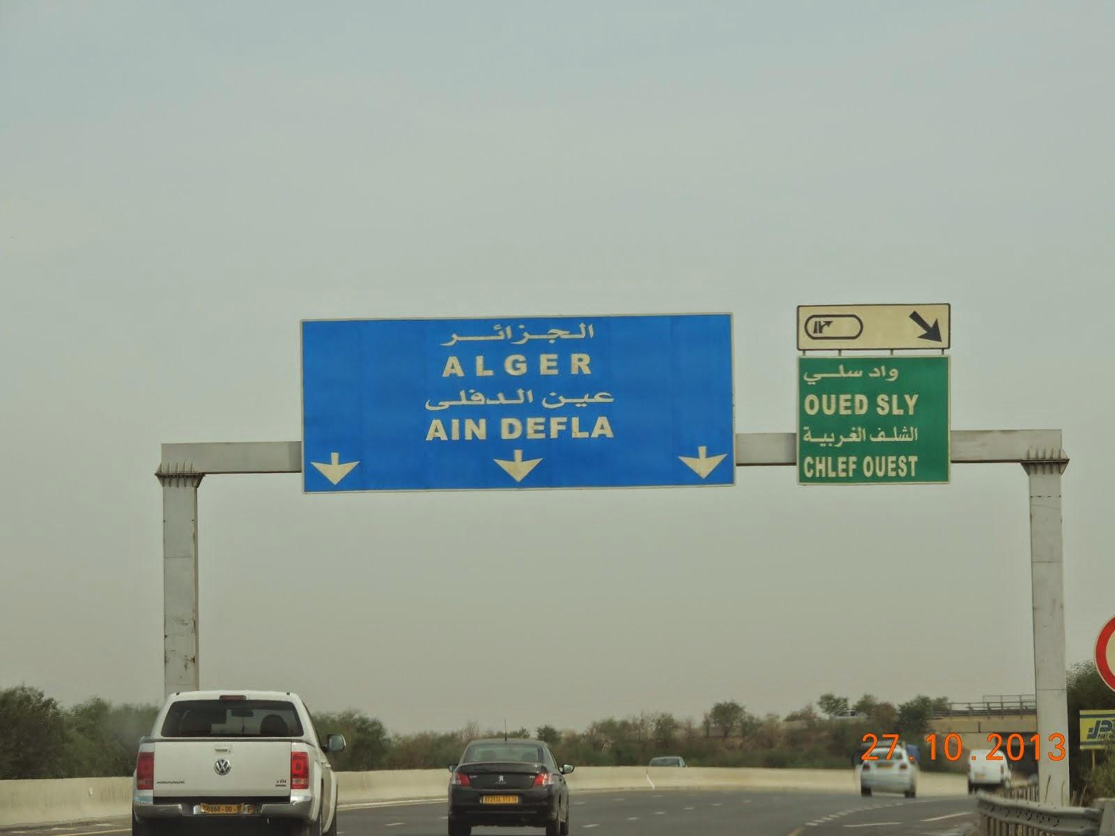 Vers Alger