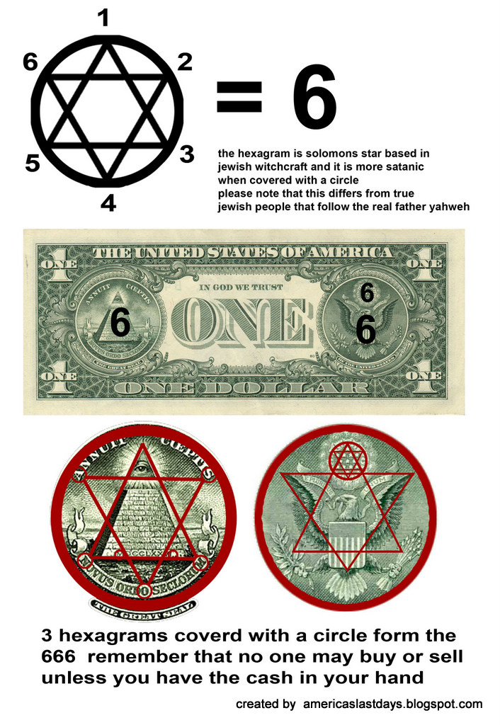 Prophecy Hidden Symbolism Of The Dollar Cambraza