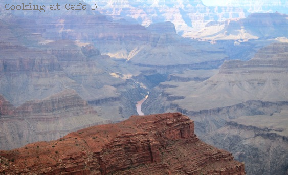 Making BIG Change in a Small Way - Grand Canyon: Colorado River - Cooking at Cafe D