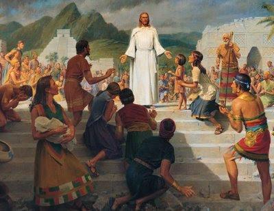 Jesus hablando con sus discipulos