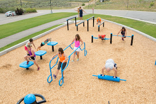 Outdoor functional fitness training workout MoveStrong